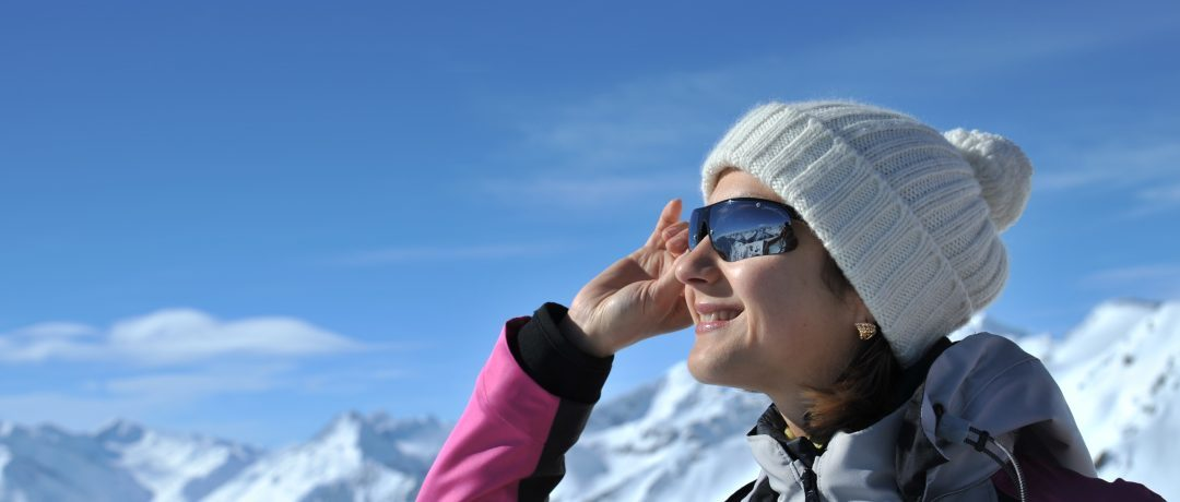 Don't Forget UV Protection This Winter